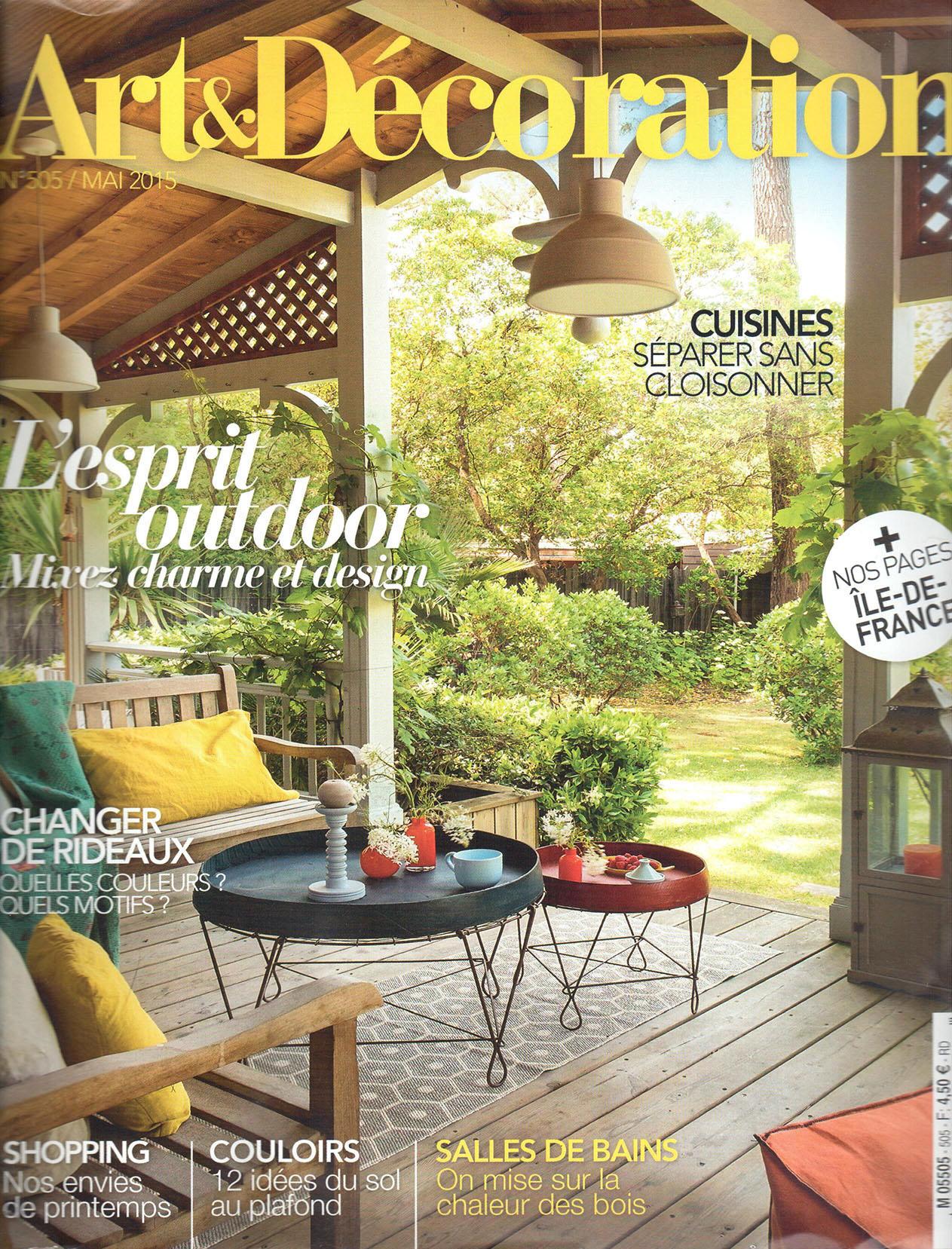 art et decoration magazine perfect antiquites brocante with art et decoration magazine perfect. Black Bedroom Furniture Sets. Home Design Ideas