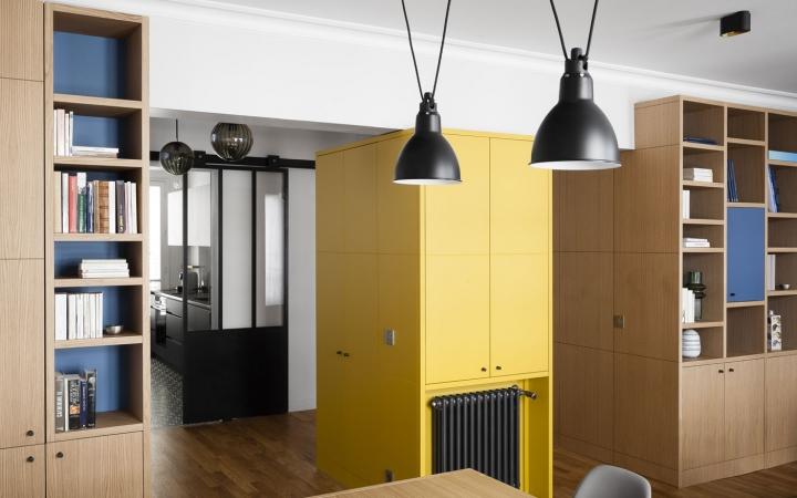 Appartement à Boulogne