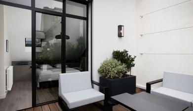 Appartement à Paris 1er
