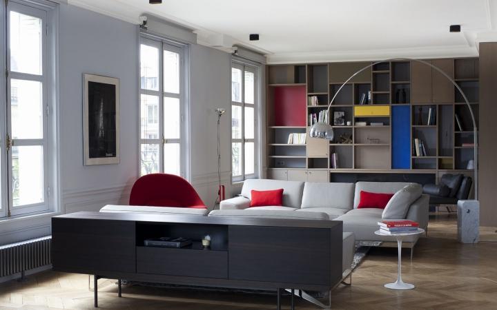 Appartement à Paris 7ème