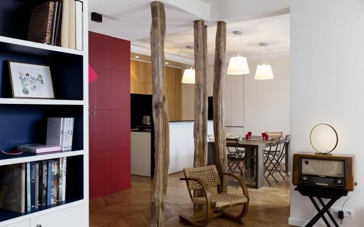 Appartement à Paris 9ème