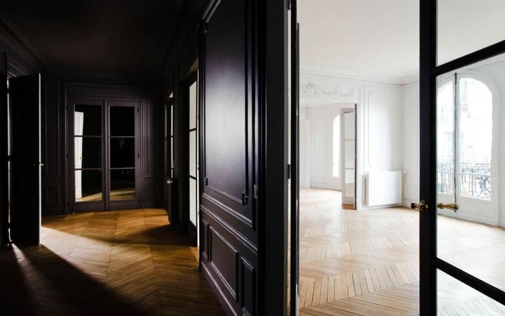 Appartement à Paris 16ème