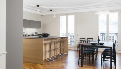 Appartement à Paris 8ème