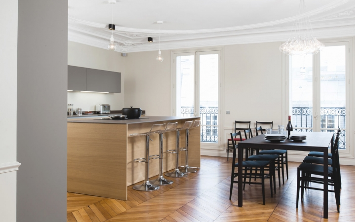 Appartement à Paris 8ème